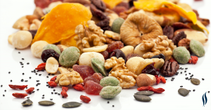 Put a twist on anti-inflammatory trail mix